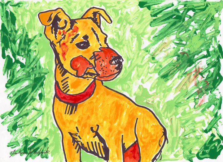 Yellow Dog - Juhan Rodrik
