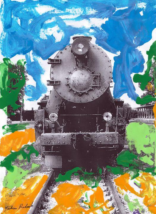 Locomotive - Juhan Rodrik