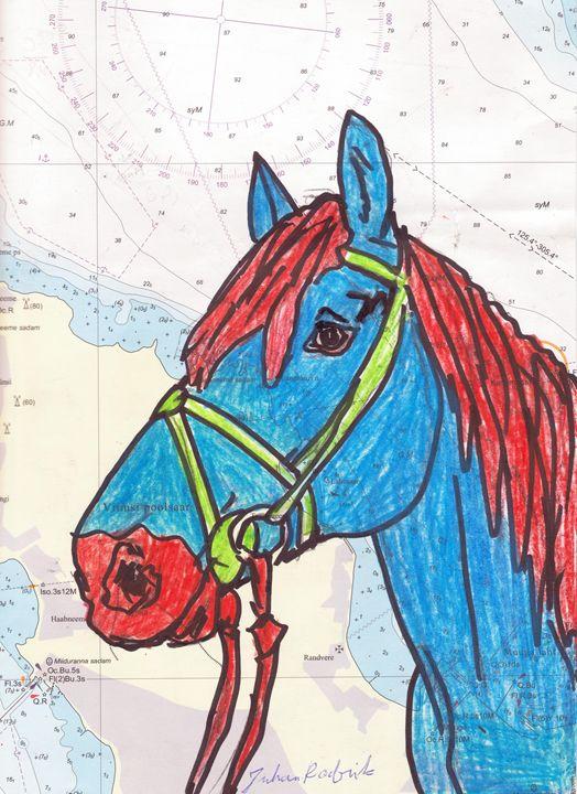 Chart Horse - Juhan Rodrik
