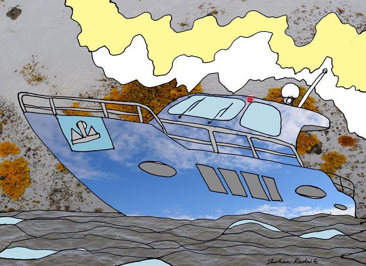 Cloud Boat - Juhan Rodrik