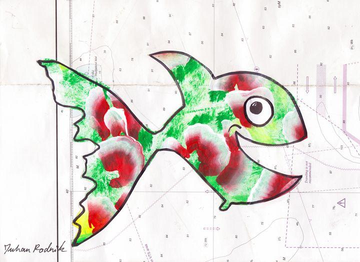 Charted Fish - Juhan Rodrik