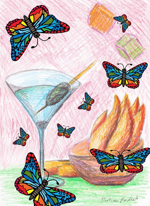 Butterfly Martini - Juhan Rodrik