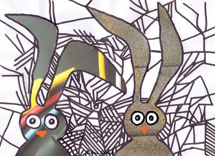Two Rabbits - Juhan Rodrik