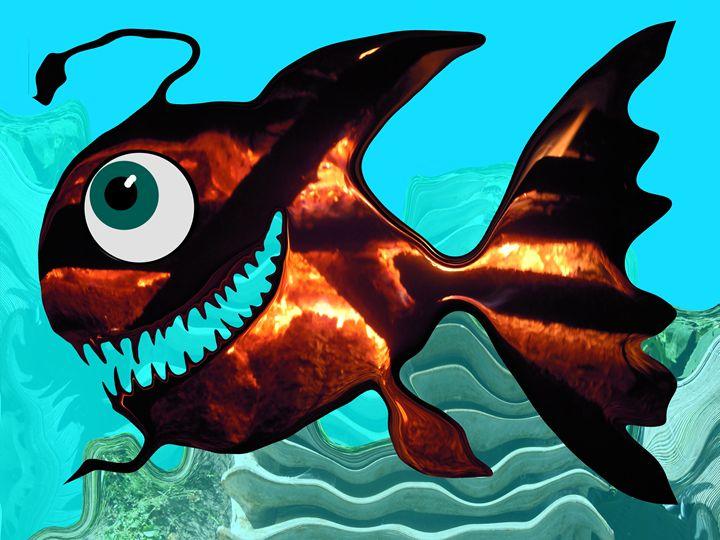 The Fire Fish - Juhan Rodrik