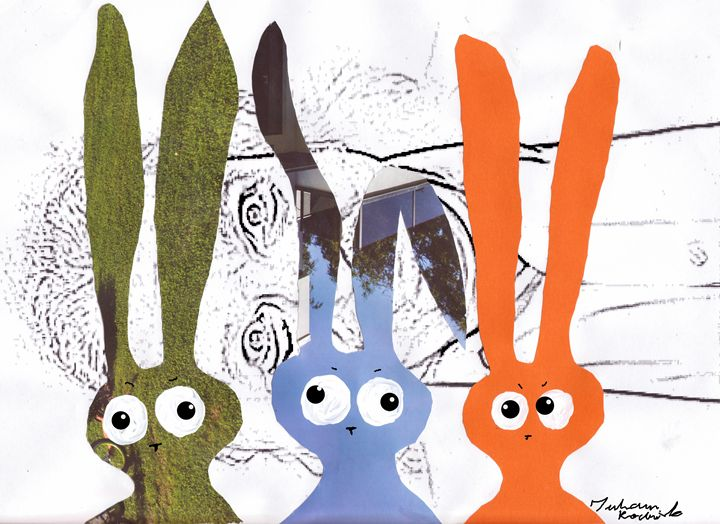 Rabbit Trio - Juhan Rodrik