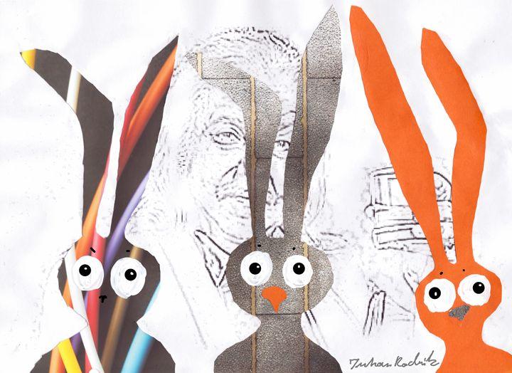 Rabbits Trio - Juhan Rodrik