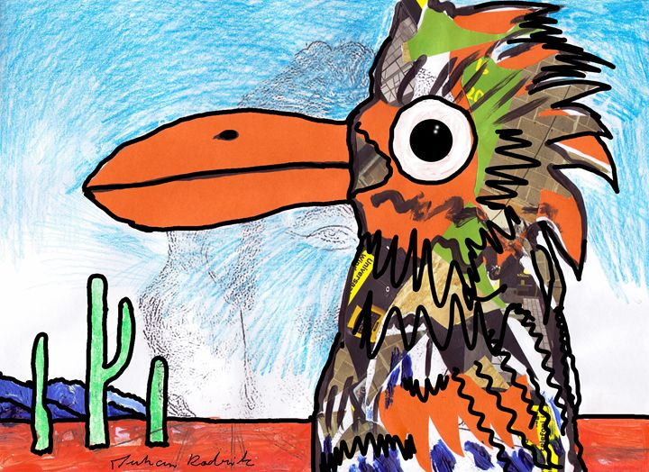 Desert Bird - Juhan Rodrik