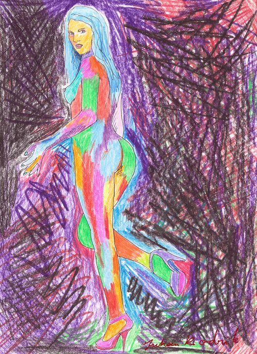Dance Of Colors - Juhan Rodrik