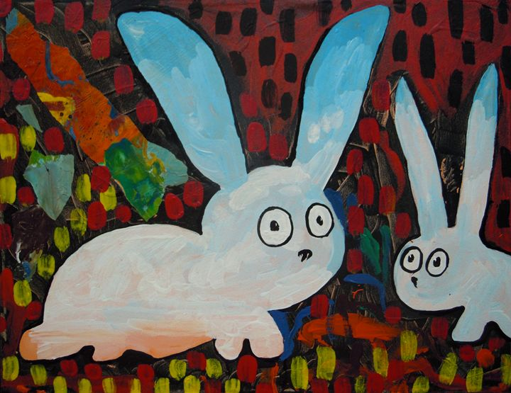 The Rabbits - Juhan Rodrik
