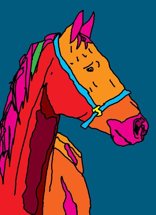 Night Horse - Juhan Rodrik