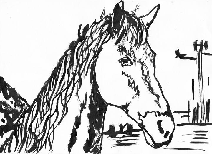 Horse - Juhan Rodrik