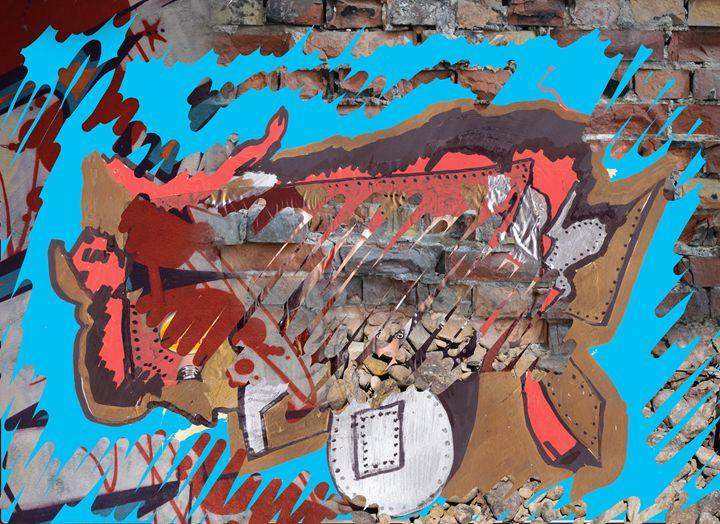 Wall - Juhan Rodrik