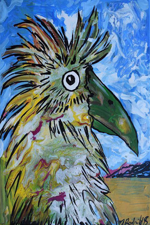 Bird Fiction - Juhan Rodrik