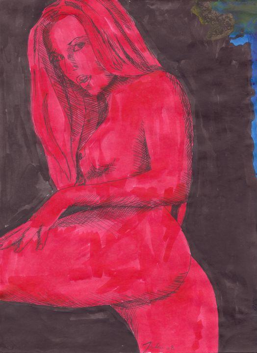 Red Lass - Juhan Rodrik