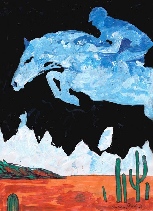 Horse Vision - Juhan Rodrik