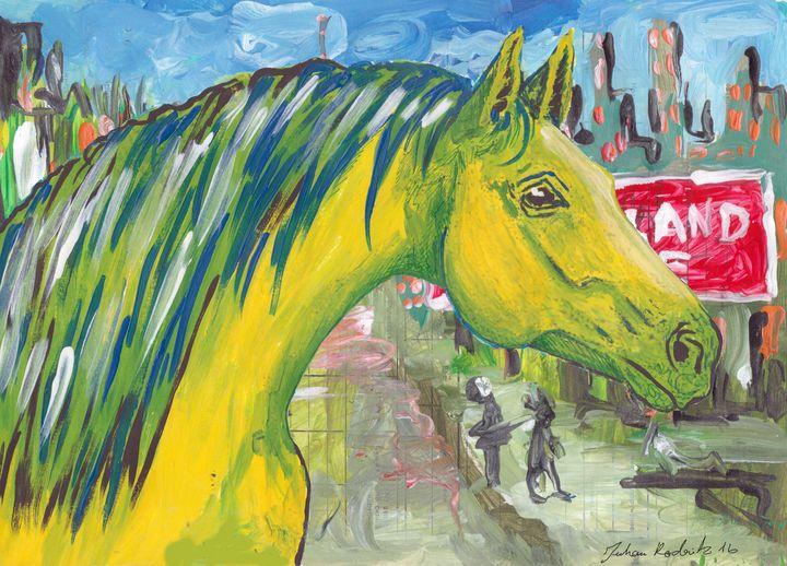 Green Horse Avenue - Juhan Rodrik