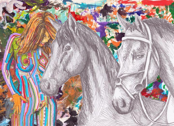 Dance of Color - Juhan Rodrik