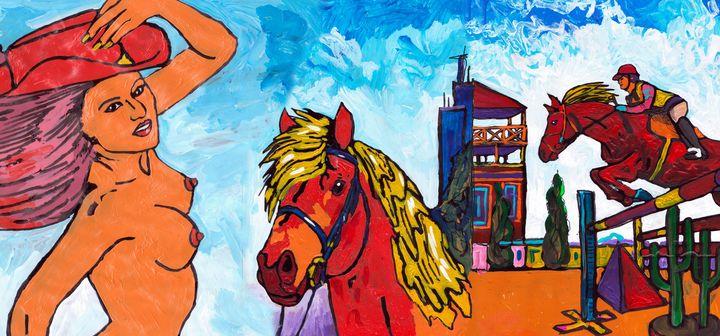 Horse show - Juhan Rodrik