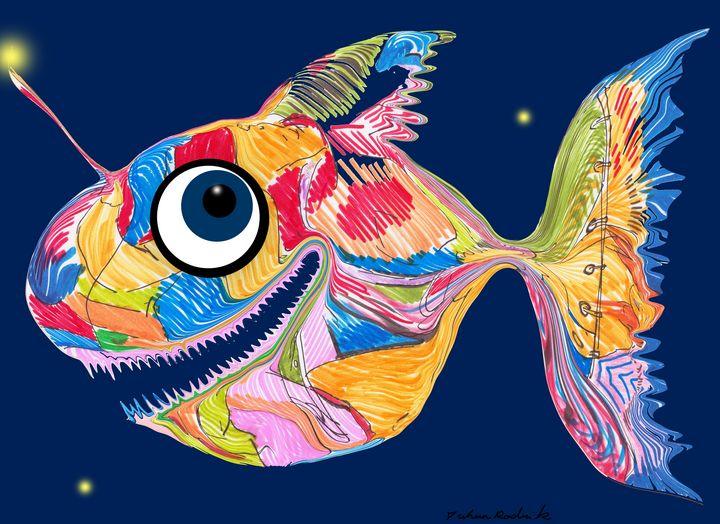 Deep sea Smiler - Juhan Rodrik