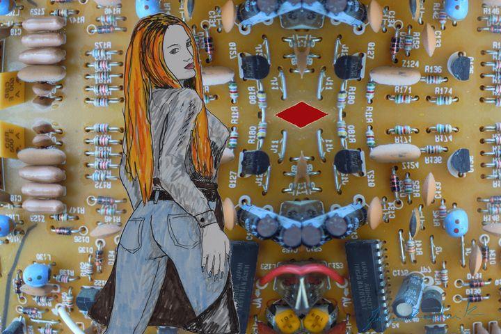 Electric Lady - Juhan Rodrik