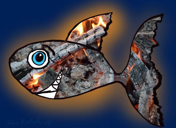 Glow Fish - Juhan Rodrik