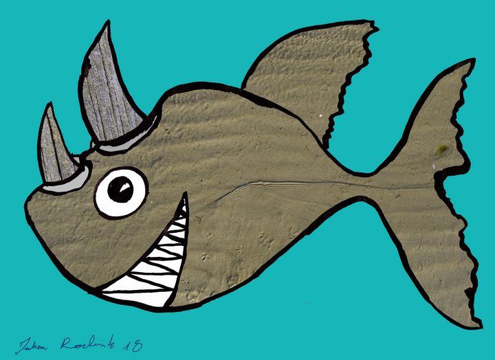 Rhino Fish - Juhan Rodrik