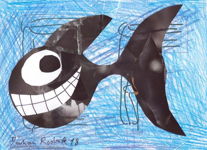 Grey Fish - Juhan Rodrik