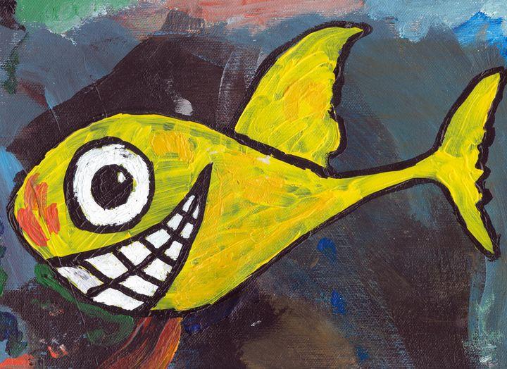 Yellow Fish - Juhan Rodrik