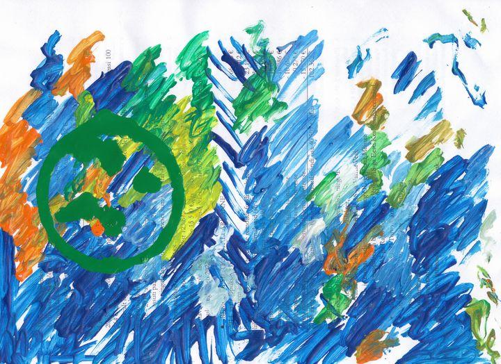 Blue forest - Juhan Rodrik