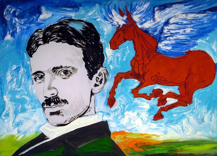 Tesla Knows - Juhan Rodrik