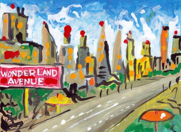 Wonderland Avenue - Juhan Rodrik