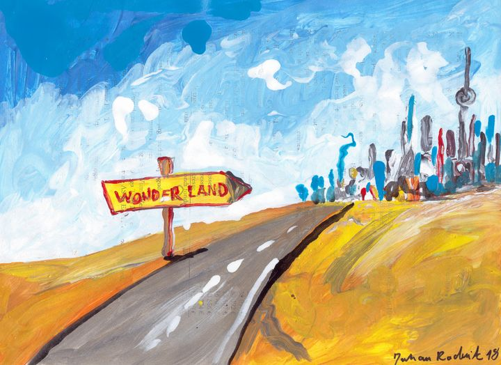 On The Road To Wonderland - Juhan Rodrik