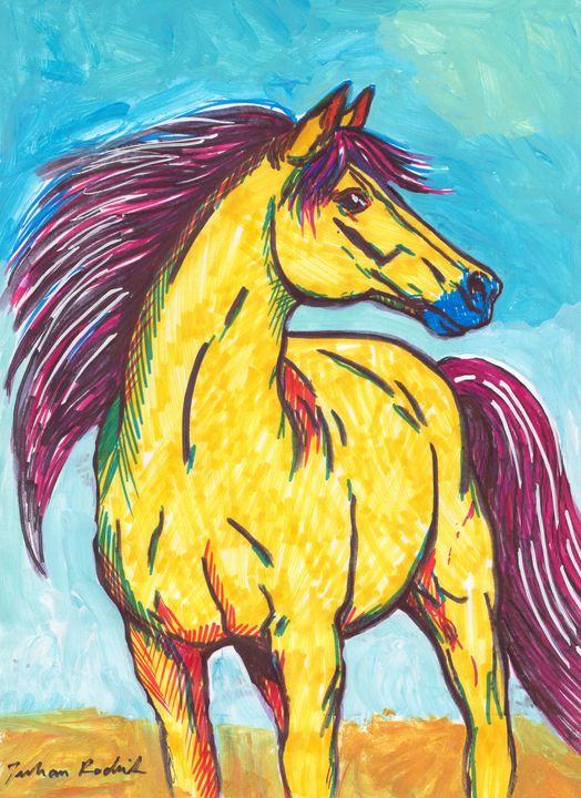 Horsetude - Juhan Rodrik