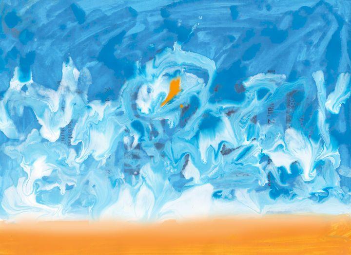 Desert Sun - Juhan Rodrik