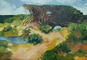 Enchanted Pathway - Marla's Gallery