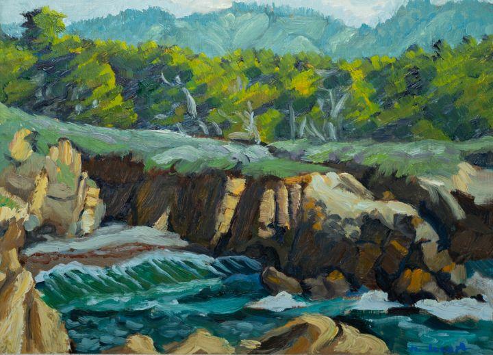 Carmel Coast Point Lobos - Marla's Gallery