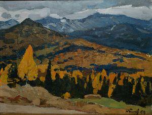 Autumn in the Urals