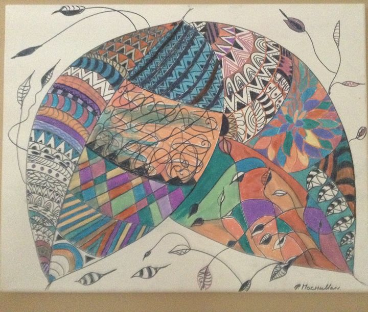 Art for arts sake - Mac,s gallery