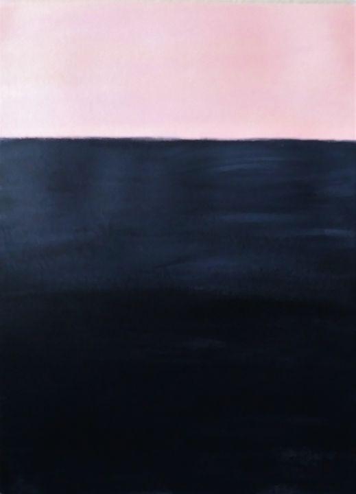 Hopeful Sky I - Nadege Moise
