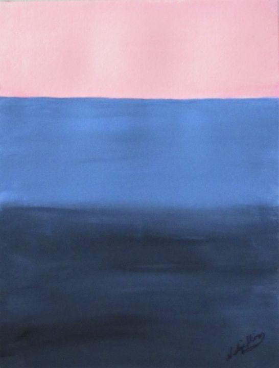 Promising Sky I - Nadege Moise