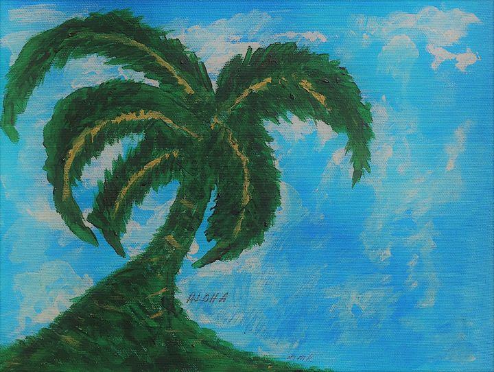 Aloha - www.word-art.co