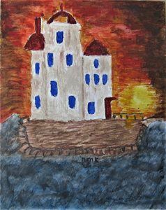 Lorain lighthouse - www.word-art.co