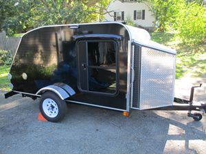 custom teardrop camper