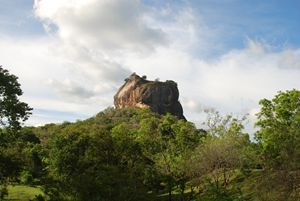 Sigiriya and the Jungle