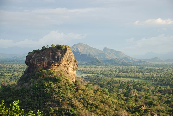 Sigiriya Rock - Travel Prints