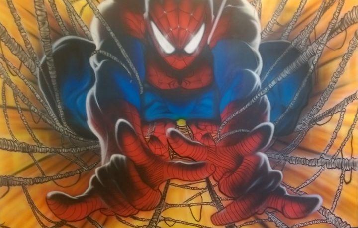 Spider Man - Tomasz Sikorski