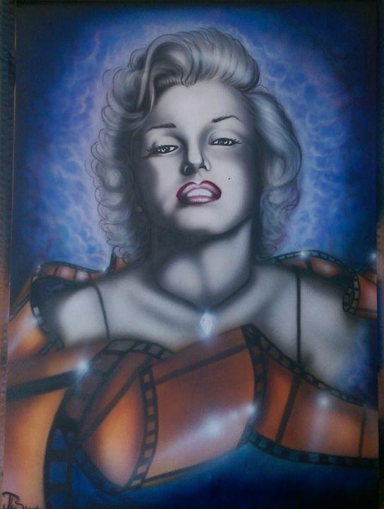 Marilyn Monroe - Tomasz Sikorski