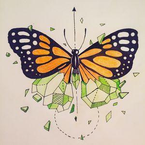 Geometric Wings