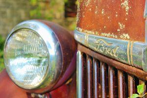 Ol' Ford Pickup 2 of 3