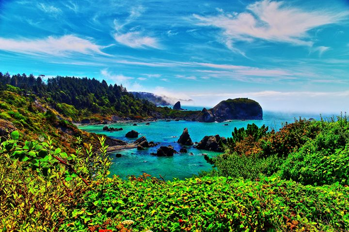 California Coast - Kruse Otto